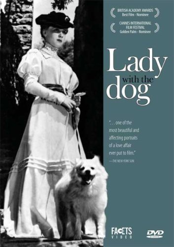The Lady with the Dog kapak