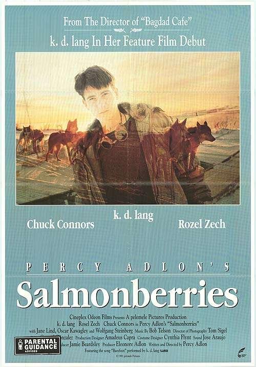 Salmonberries kapak