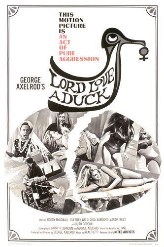Lord Love a Duck kapak