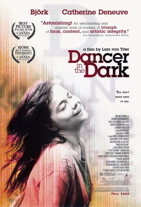 Dancer in the Dark kapak