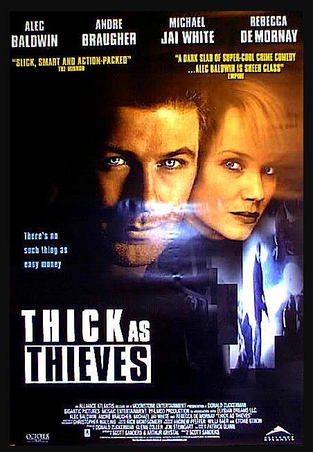 Thick as Thieves kapak