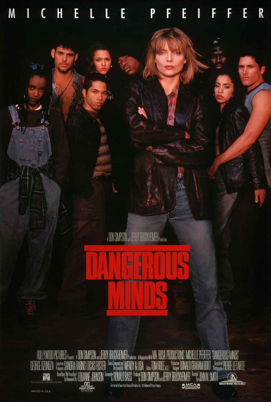 Dangerous Minds kapak