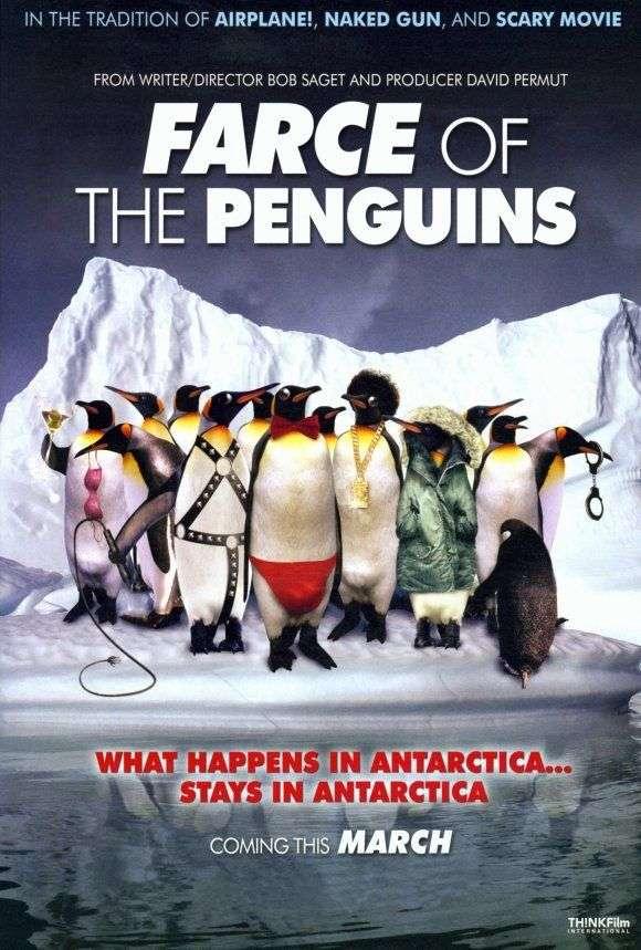 Farce of the Penguins kapak