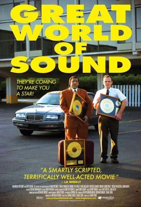 Great World of Sound kapak