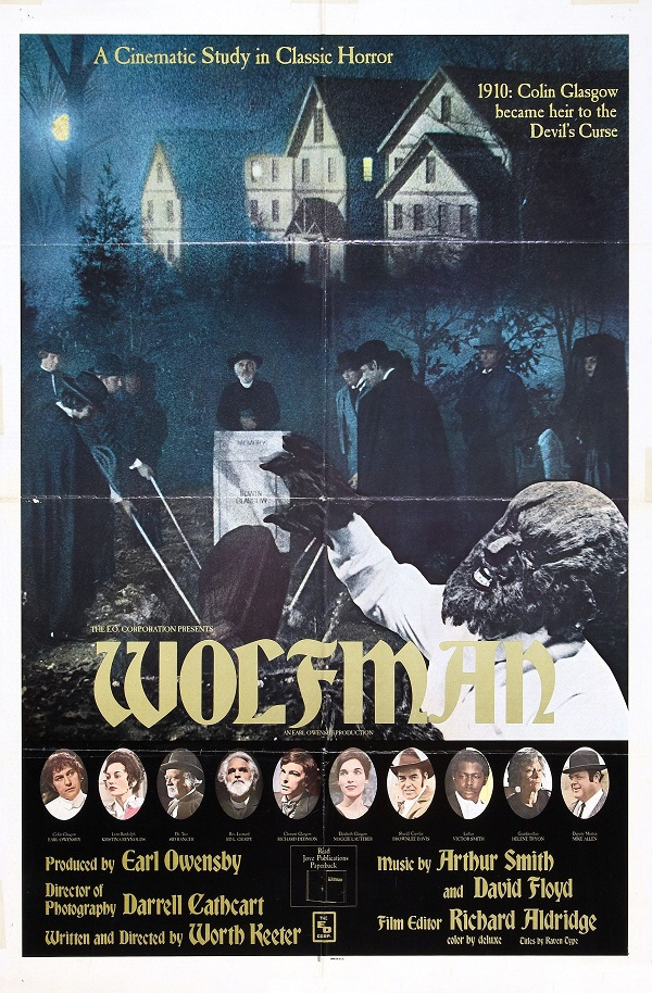 Wolfman kapak