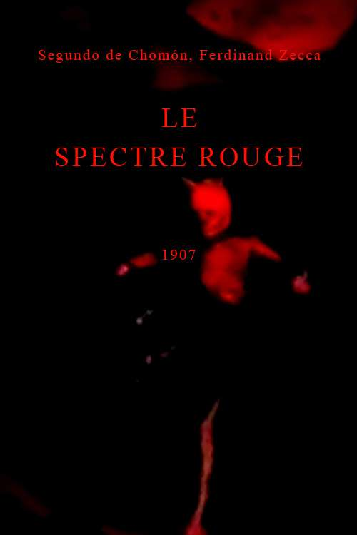 The Red Spectre kapak