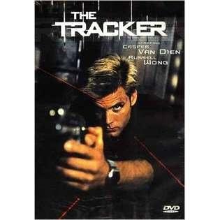 The Tracker kapak