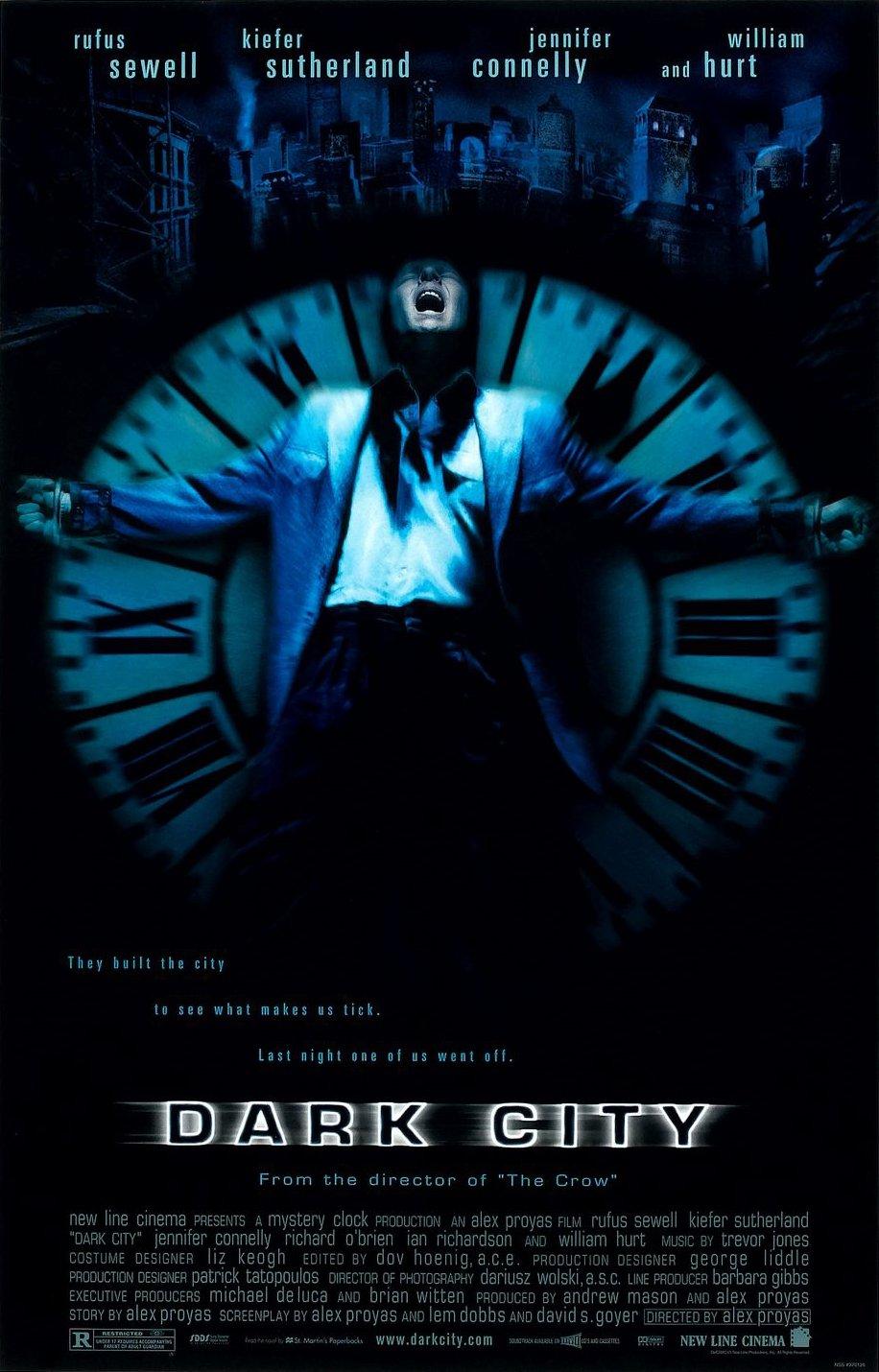 Dark City kapak