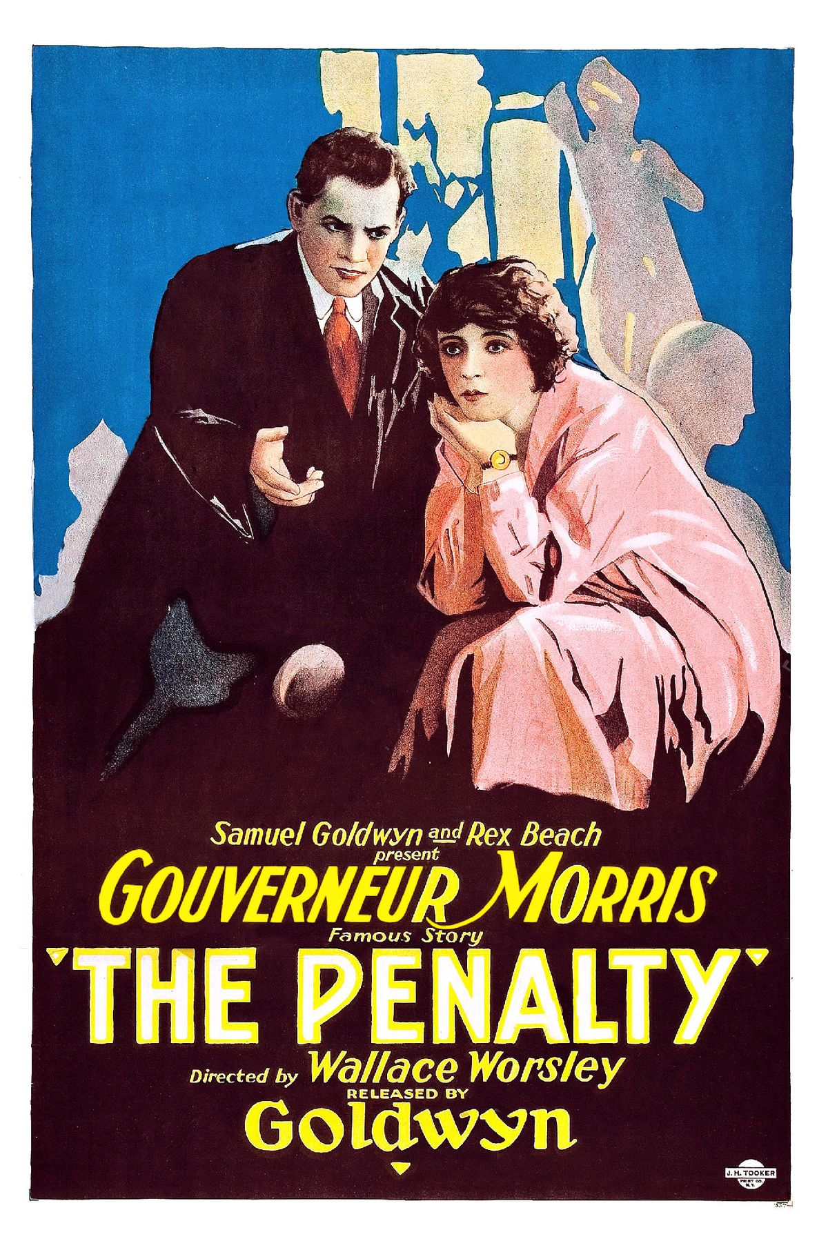 The Penalty kapak