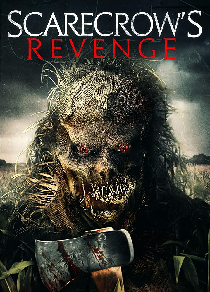 Scarecrow's Revenge kapak