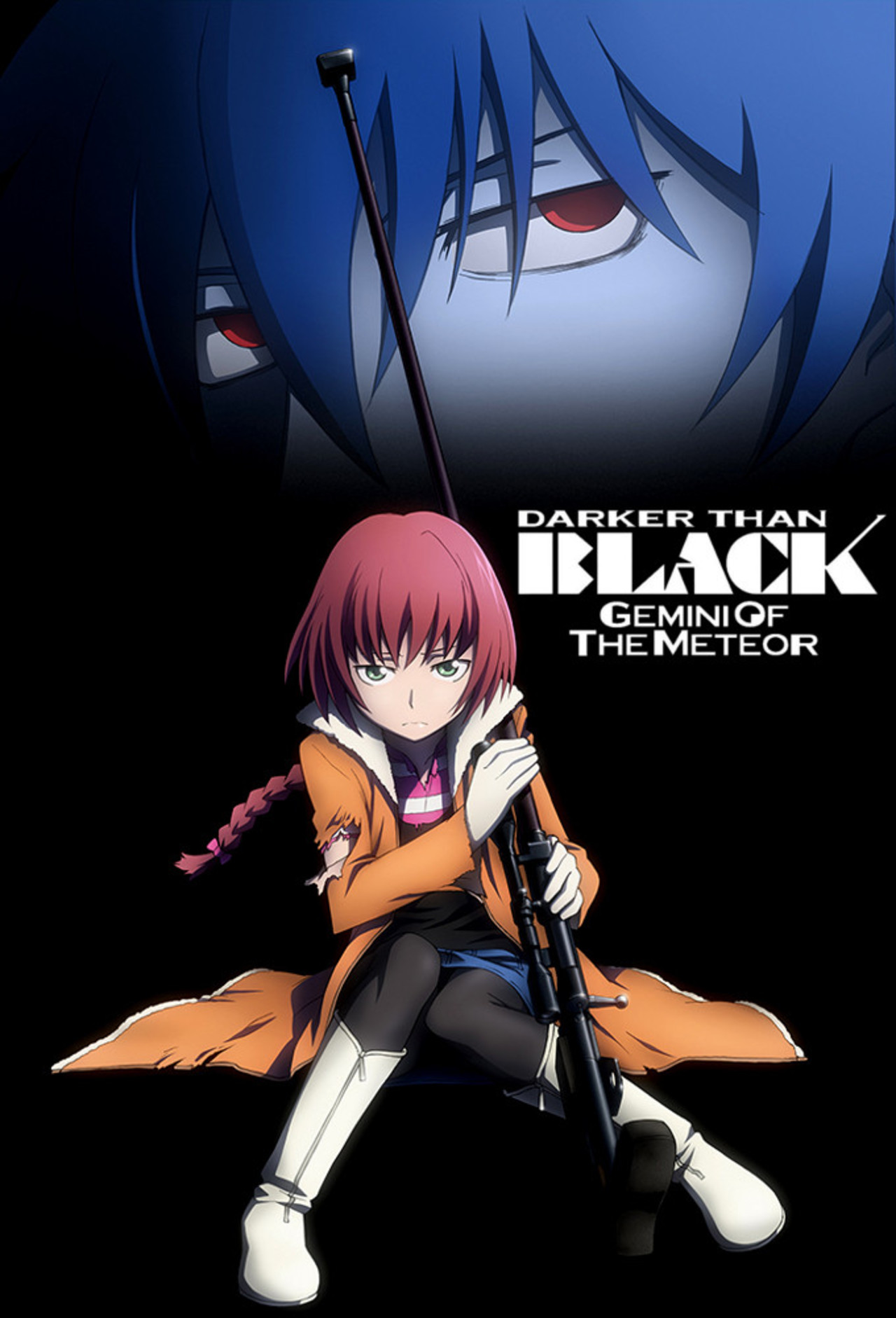 Darker Than Black: Gemini of the Meteor kapak