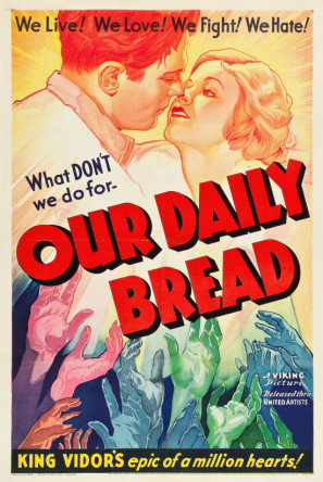 Our Daily Bread kapak