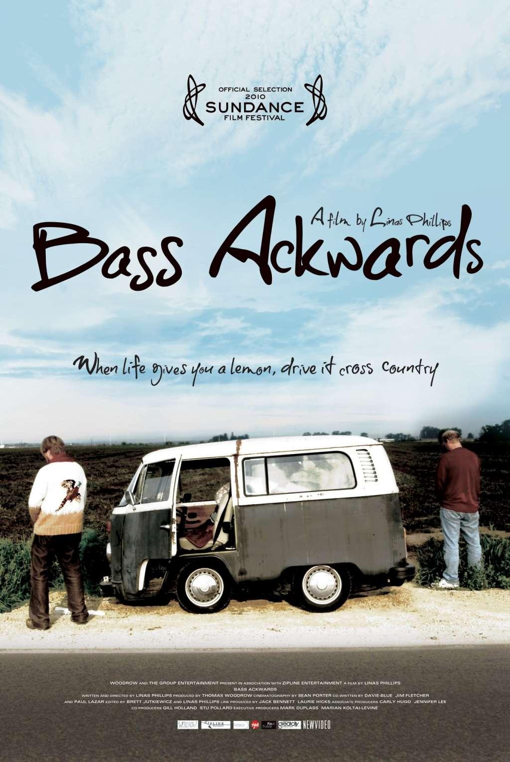 Bass Ackwards kapak