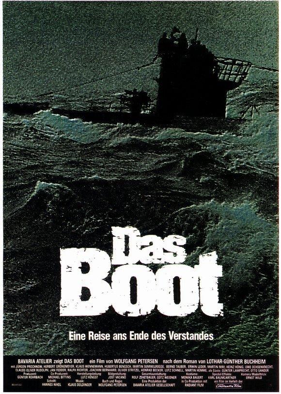 Das Boot kapak