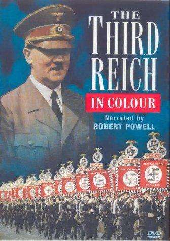The Third Reich, in Color kapak