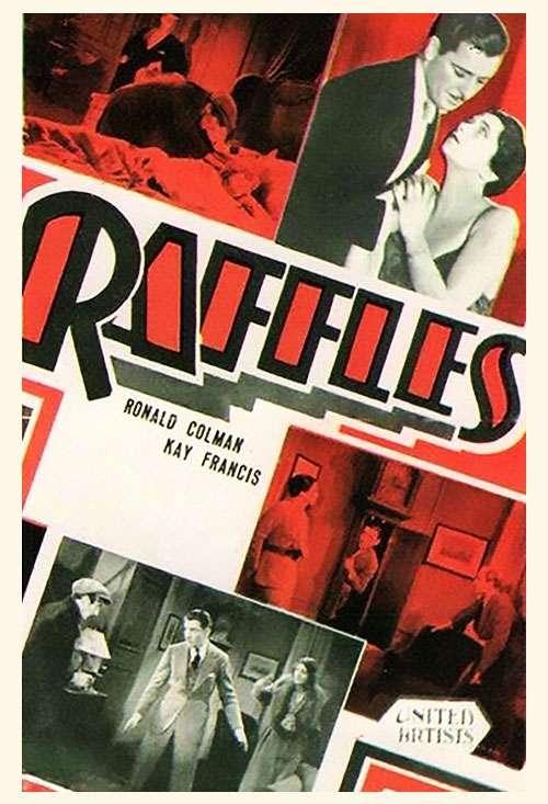 Raffles kapak