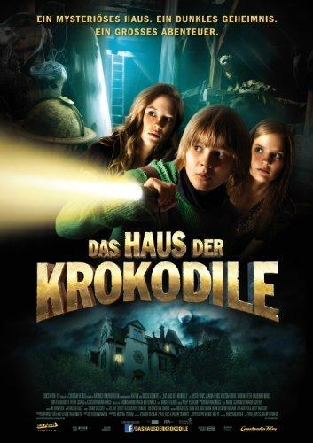 Victor and the Secret of Crocodile Mansion kapak