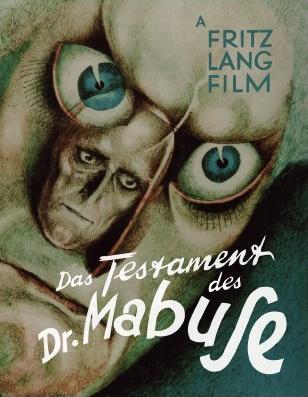 Das Testament des Dr. Mabuse kapak