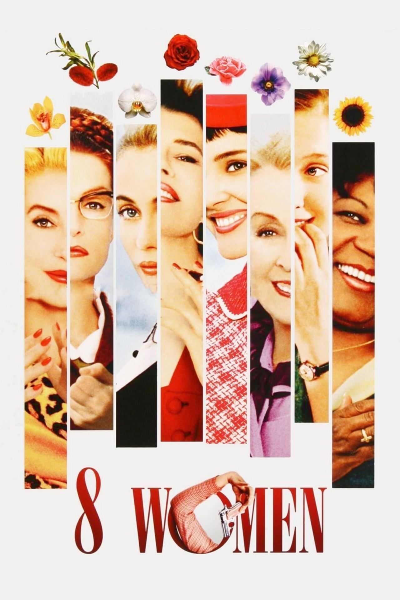 8 femmes kapak