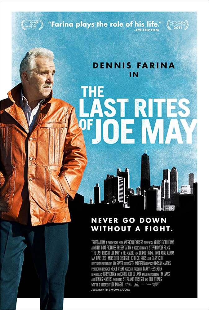 The Last Rites of Joe May kapak