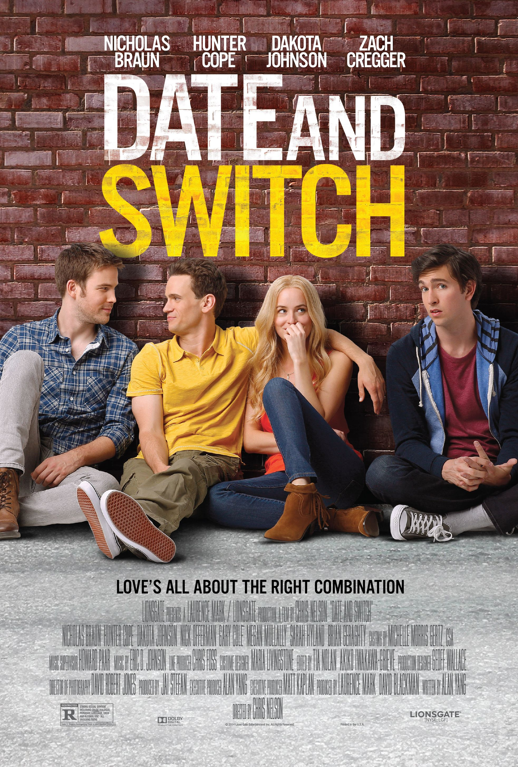 Date and Switch kapak