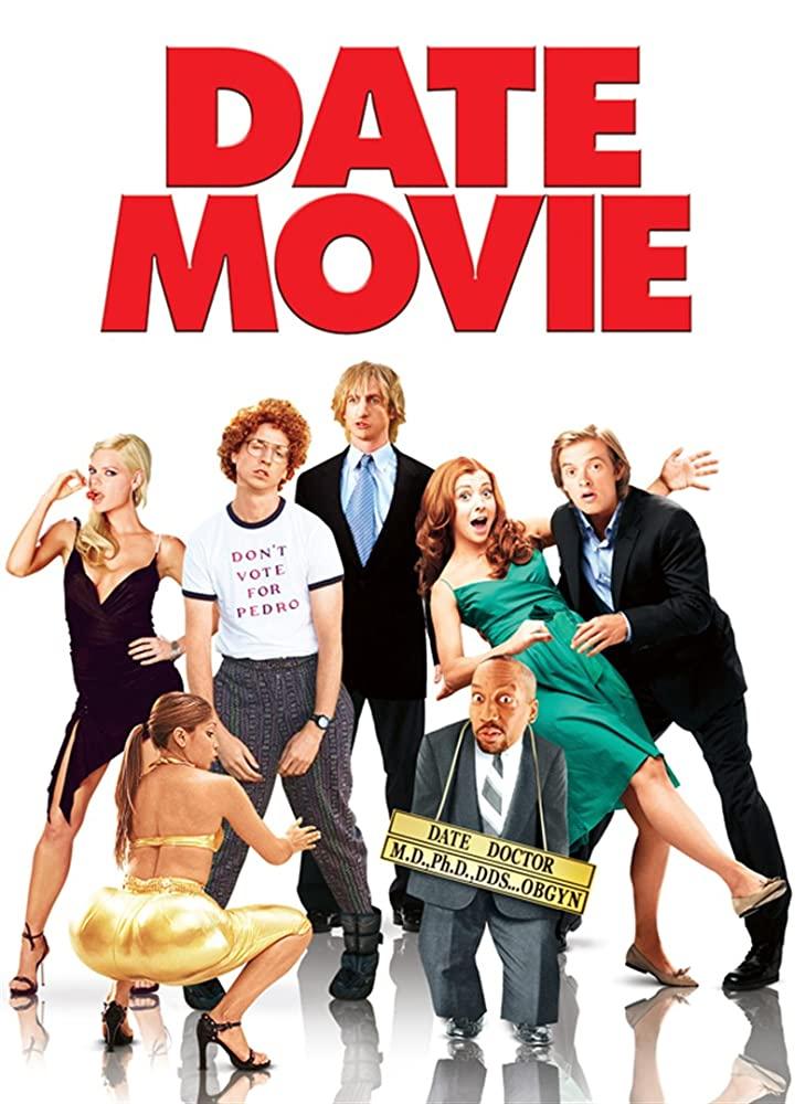Date Movie kapak