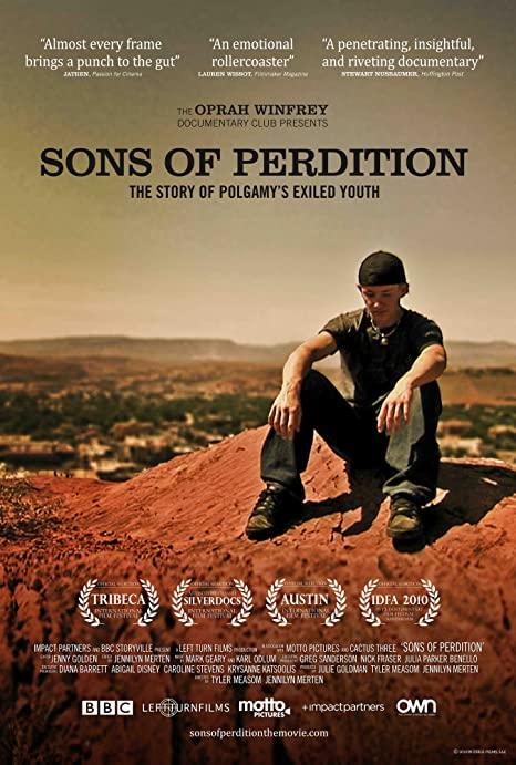 Sons of Perdition kapak