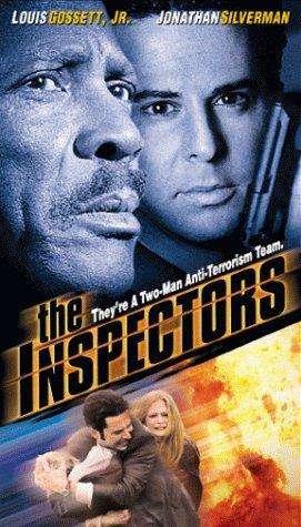 The Inspectors kapak