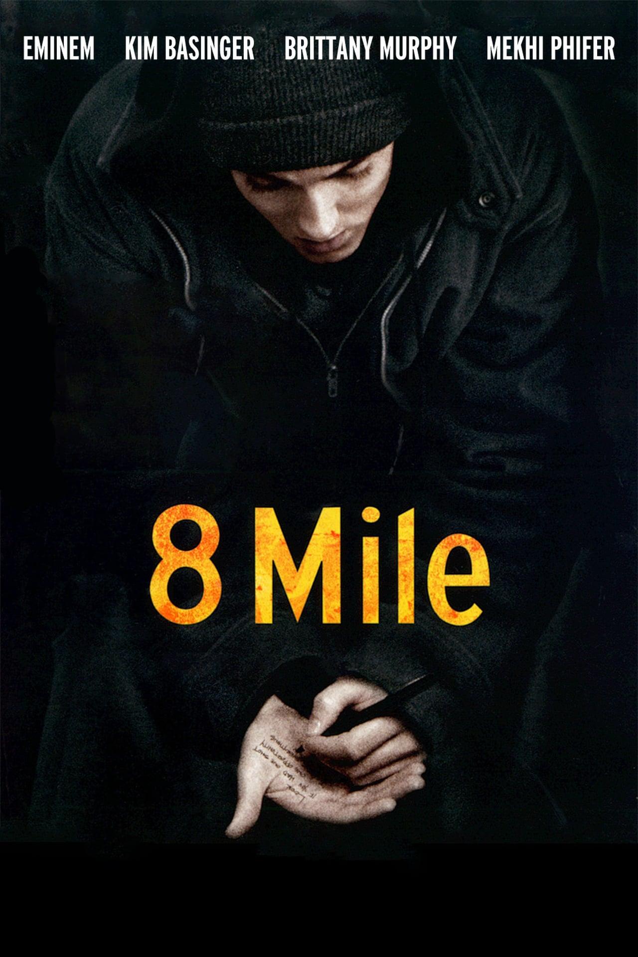 8 Mile kapak