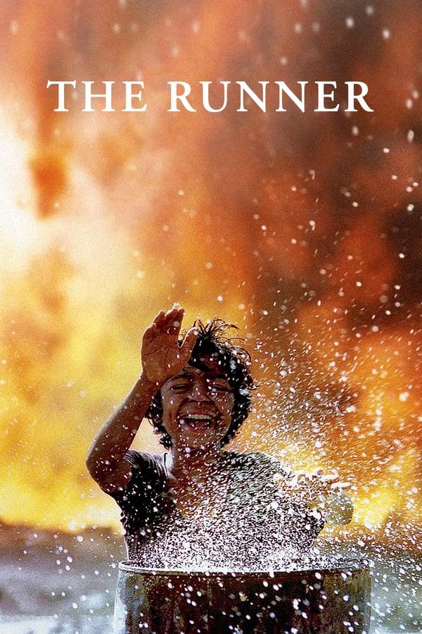 The Runner kapak