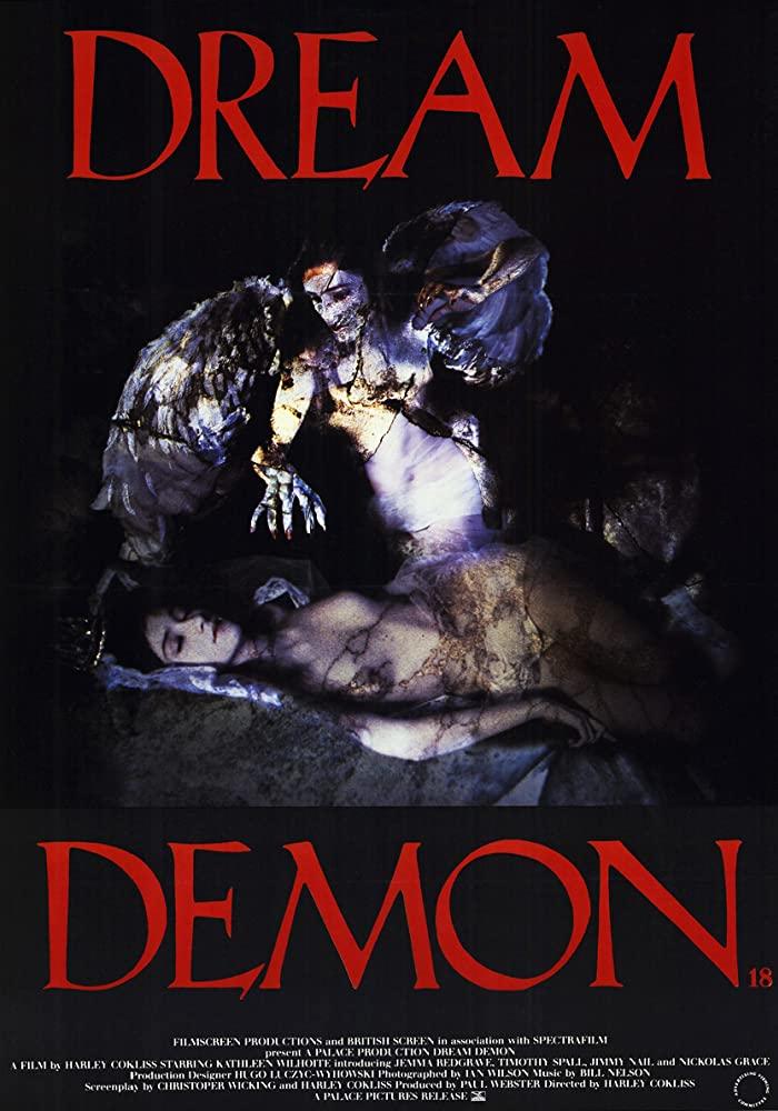 Dream Demon kapak