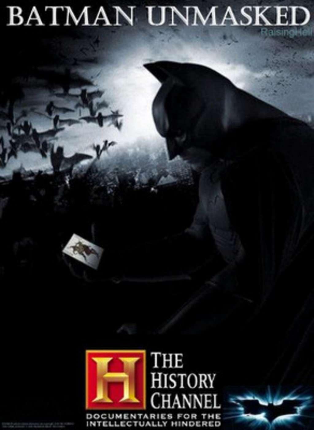Batman Unmasked kapak
