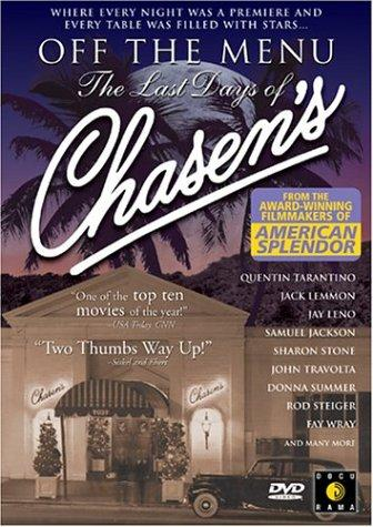 Off the Menu: The Last Days of Chasen's kapak