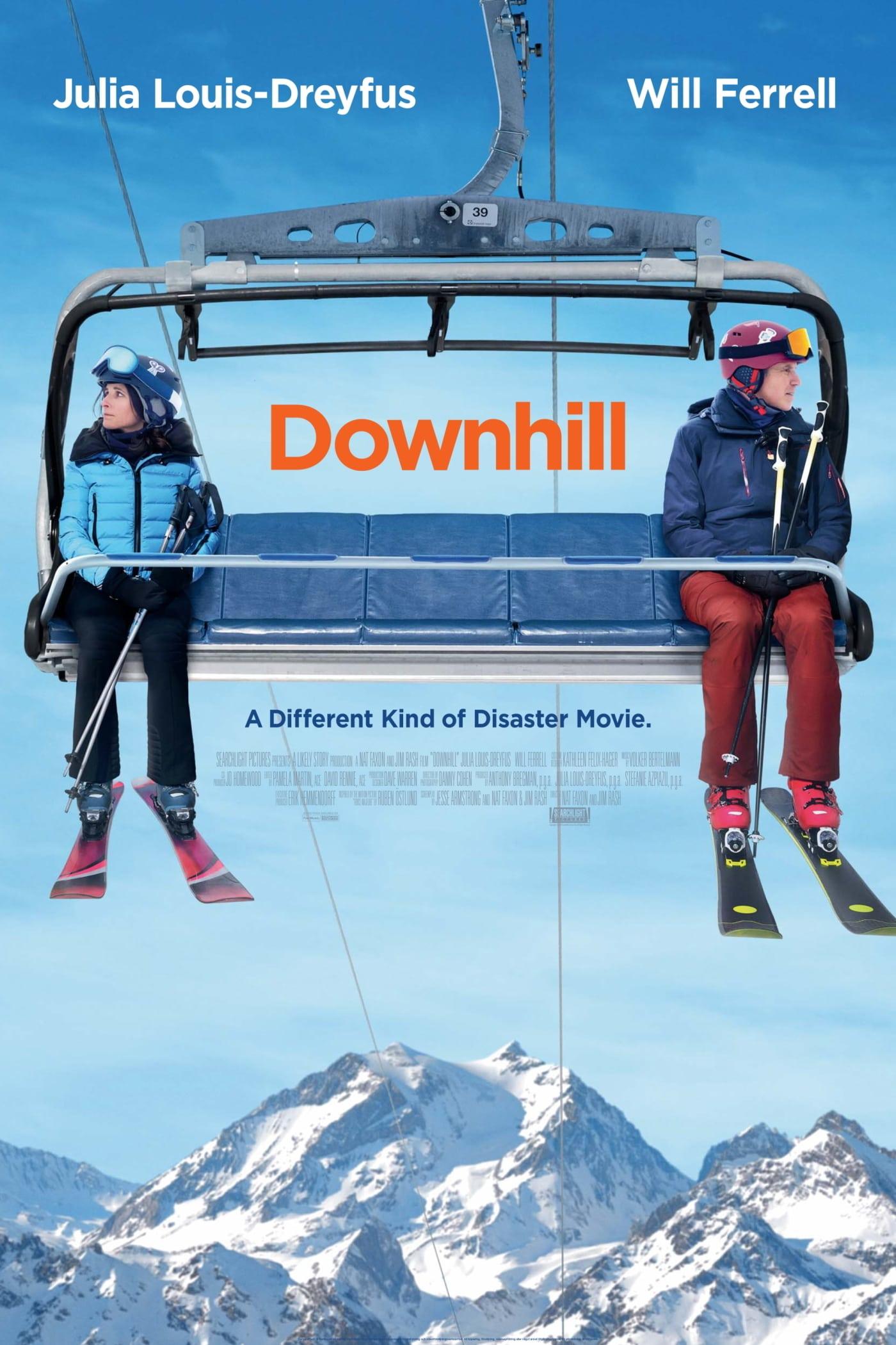 Downhill kapak