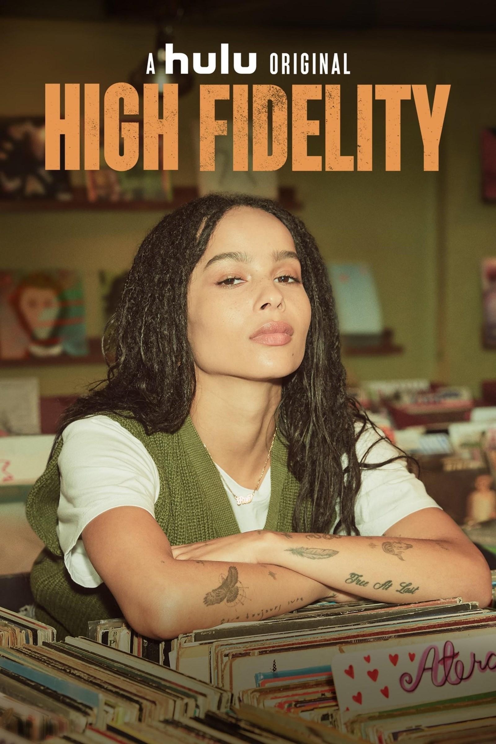High Fidelity kapak