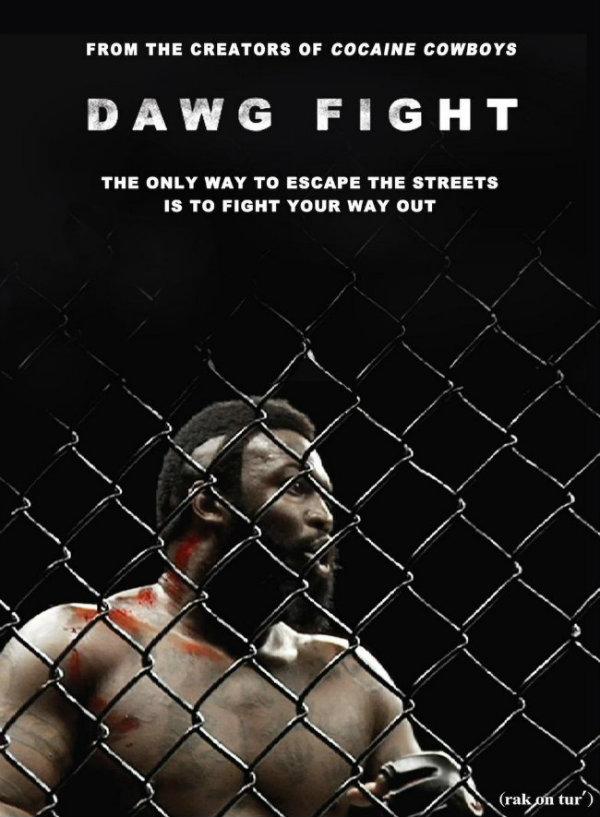 Dawg Fight kapak