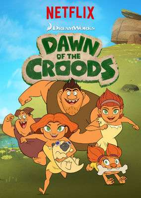 Dawn of the Croods kapak