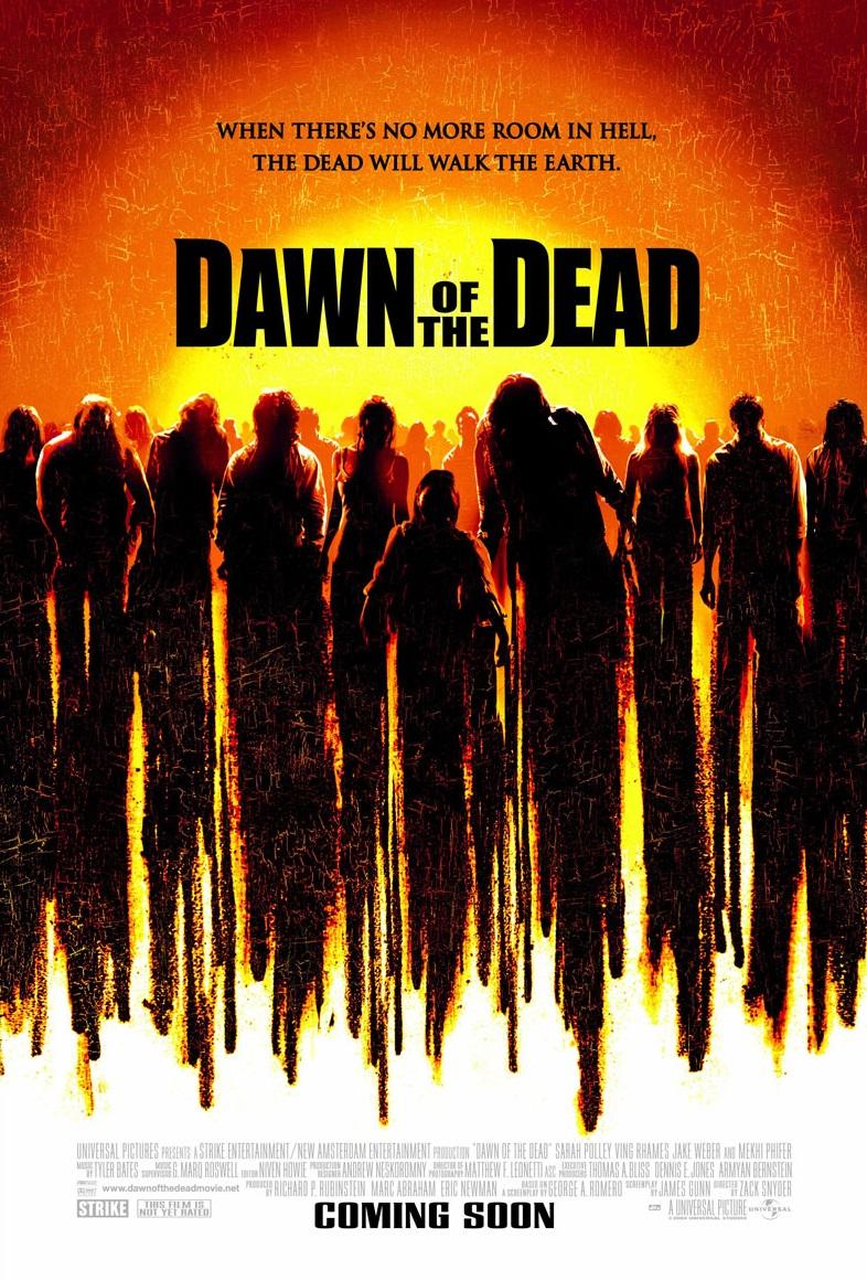 Dawn of the Dead kapak