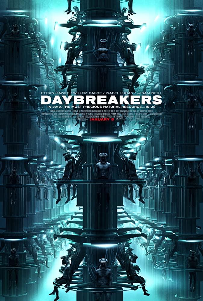 Daybreakers kapak