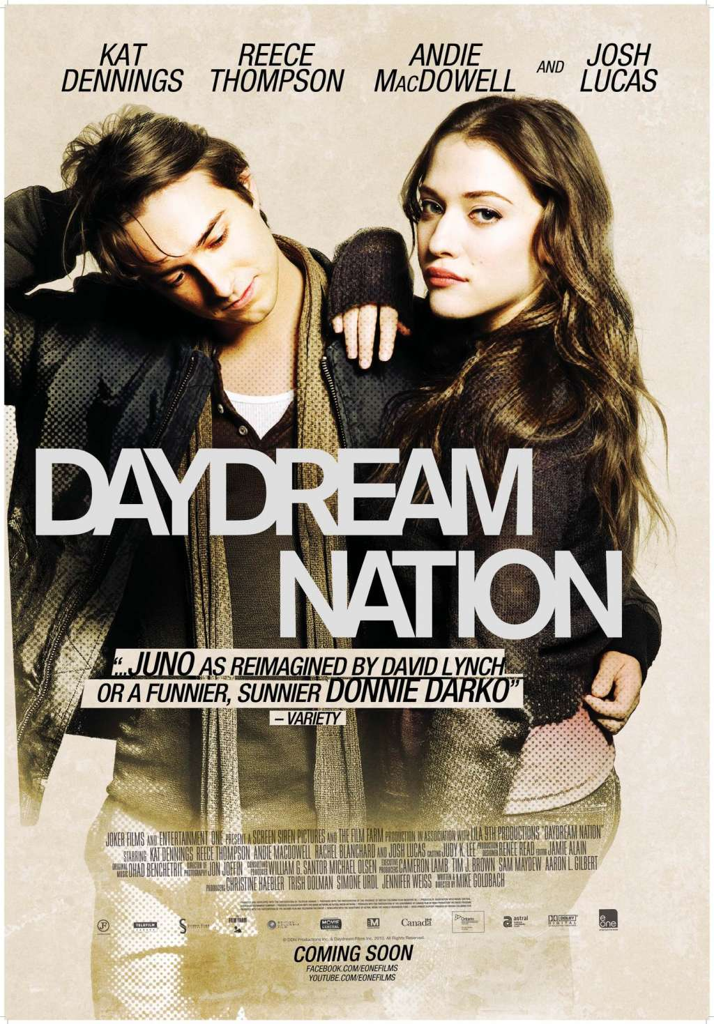 Daydream Nation kapak