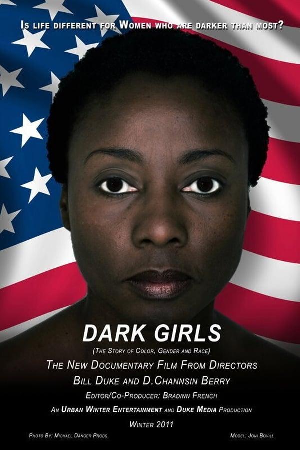 Dark Girls kapak