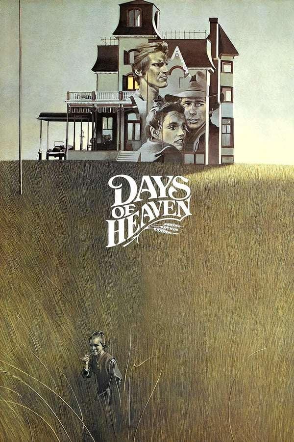 Days of Heaven kapak