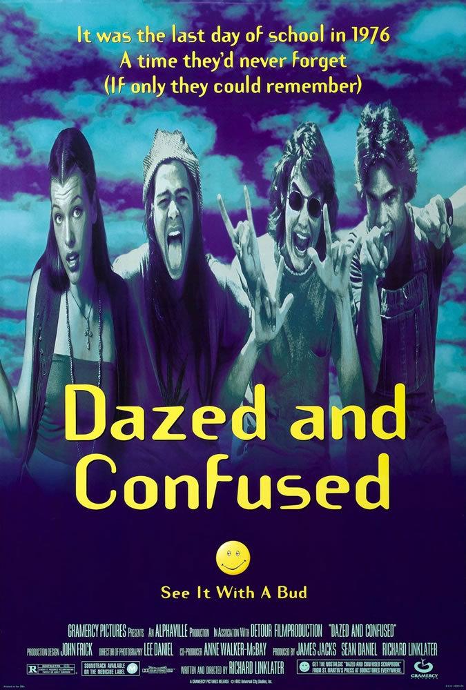 Dazed and Confused kapak
