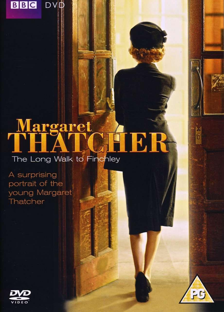 Margaret Thatcher: The Long Walk to Finchley kapak