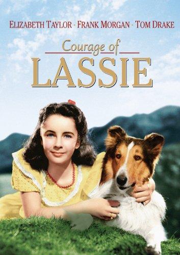 Courage of Lassie kapak