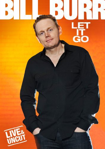Bill Burr: Let It Go kapak