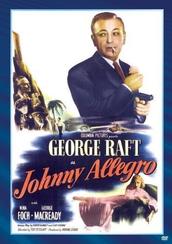 Johnny Allegro kapak