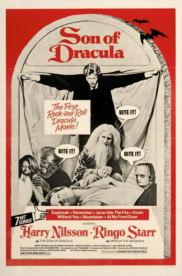 Son of Dracula kapak