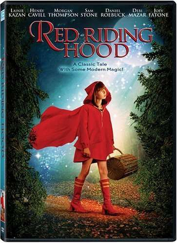 Red Riding Hood kapak