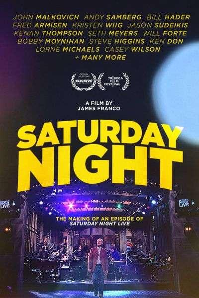 Saturday Night kapak